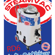 STEAMVAC | Steam Cleaner | RD6