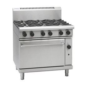 900mm Gas Range Static Oven | 800 Series RN8610G
