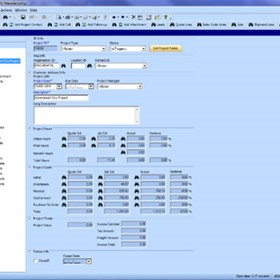 M1 Project Management Software Module