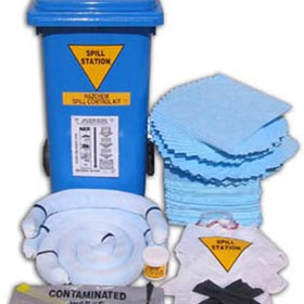 Rapid Chemical Spill Kit