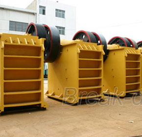 Large Jaw Crusher, Small Jaw Crusher