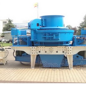 VSI 5X Sand Making Machine (VSI crusher)