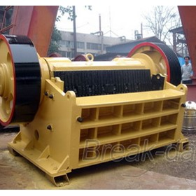 JCE series Jaw Crusher(Hot)