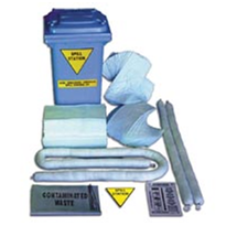 Rapid Chemical Spill Response Kits