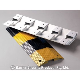 Slo Motion Compliance Standard & Heavy Duty Steel Speed Hump
