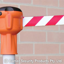 Skipper 9 Metre Retractable Tape Barrier