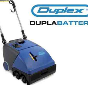 Dupla 500 DTC Battery Floor Scrubber