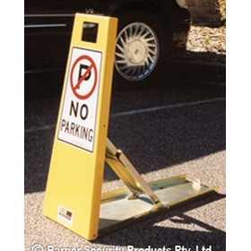 Lok Up No Parking or No Entry Barrier