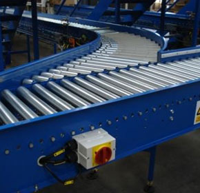 Line-shaft Roller Conveyor
