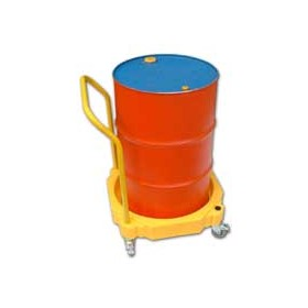 Prevent Spills With the Poly Drum Dolly