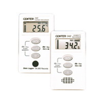 Data Logger for Food Temperatures & RH with Display (Center 340, 343)