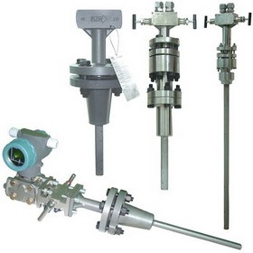 Flow Meter Annubar DP Flow Measurement - Rugged and Reliable