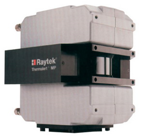 Infrared Thermal Imaging Line Scanner by Raytek