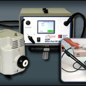 Portable Gas Chromatographer | EST 4500 zNose | Gas Analyser