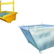 Crane Bins for Waste & Storage