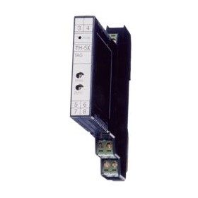DC Isolation Transducer/DC-DC Signal Converter - Asahi Keiki TH-2M/5M from Bestech Australia
