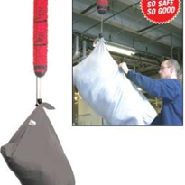 Laundry Bag & Sack Handling Made Easy