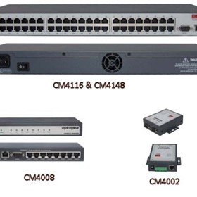 Affordable Serial Console Server - Opengear CM4000