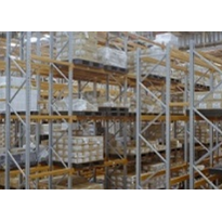 DEMATIC l Pallet Racking - Narrow Aisle