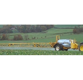 Chafer Sprayer Sentry Triple Fold 30-40m Boom