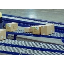 DEMATIC l Gravity Conveyors - Roller & Wheel