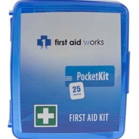 First Aid Works Pocket Kit