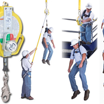 Ultra-Lok™ RSQ Self Retracting Lifeline (SRL) with Rescue