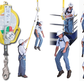 Ultra-Lok™ RSQ Self Retracting Lifeline (SRL) with Rescue.