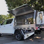 MITS Alloy Canopies | 2 Door Canopies