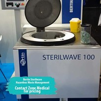 Sterilwave Harzardous Waste Management System