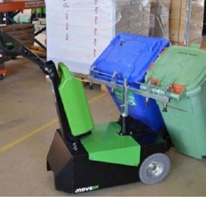 Sitecraft Battery Electric Bin Movers