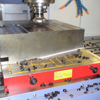 Electro-Permanant Magnet Chucks for Vertical Machining Centres