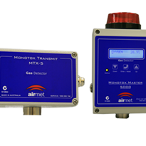 Fixed Gas Detection Series – The Monotox