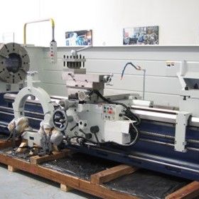 "Ajax Oil Country Lathes up to 2000mm Swing and 21"" Bore"