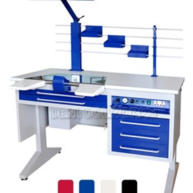 Dental Laboratory Workstation (single person) | DW-JT7
