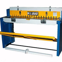 RTFS Series Foot Shears - Reliantt Workshop Machinery