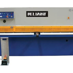 Reliantt CE NC Hydraulic Swing Beam Shears --- QC12Y-6×3200