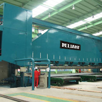 Plate Rolling Machine for Ship Building Industry