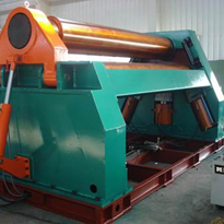 Four Roller Plate Rolling Machine