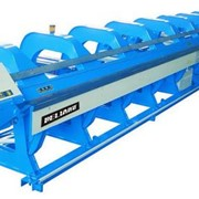 Long Length Hydraulic Folder & Slitter Machine - up to 8.2m