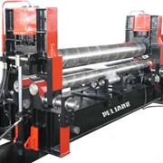 Hydraulic Plate Rolls Bending Machine