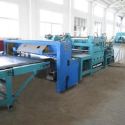 Complete Metal Coil Processing Line - Cut to Length Line