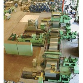 Metal Coil Slitting Line --- Reliantt Coil Processing Line