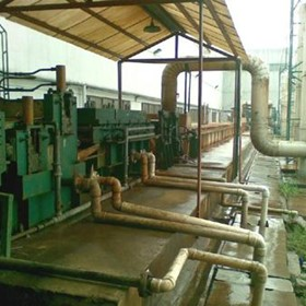 Coil Processing Line -- Reliantt Steel Coil Pickling Line