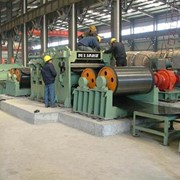 Tension Leveling Line / Stretching & Straightening Machine