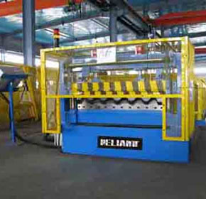 Cold Roll Forming Line for Tile Roof