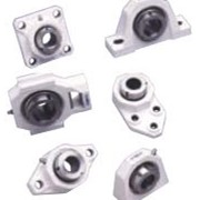E-Z KLEEN™ Polymer & Stainless Steel Housed Mounted Bearings