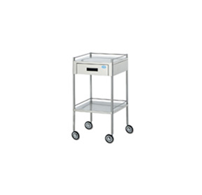 Dressing Trolley with x1 Drawer or 2 Drawers