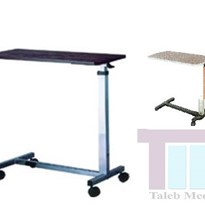 Spring & Gas Assisted Overbed Tables