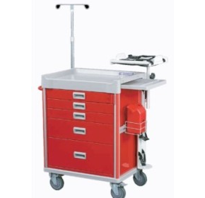 MIX TROLLEY Emergency / Crash Trolley